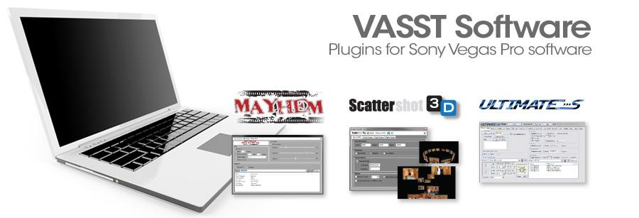 Vasst S0ftware Plugins For Sony Vegas Pro S0ftware (2014). фильмы программы